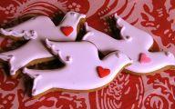 Valentine Love Birds  3 Background