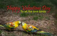 Valentine Love Birds Quotes  1 Free Hd Wallpaper