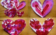 Valentine's Arts And Crafts  21 Background