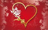 Valentine's Background 20 Widescreen Wallpaper