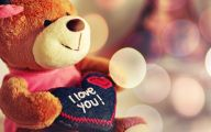 Valentines Bear  14 Hd Wallpaper