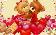 Valentines Bear  34 Desktop Background