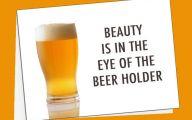 Valentine's Beer  17 Widescreen Wallpaper