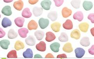 Valentine's Candy Hearts  30 Widescreen Wallpaper