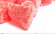 Valentine's Candy Hearts  5 Widescreen Wallpaper