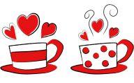 Valentines Coffee  6 Background Wallpaper