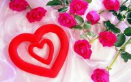 3D Love Heart Wallpaper  5 Wide Wallpaper