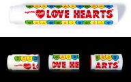 Love Hearts Messages 15 Background