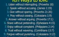 Love Quotes In The Bible  35 Hd Wallpaper