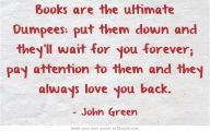 Love Quotes John Green  1 Desktop Background