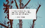 Love Quotes John Green  10 High Resolution Wallpaper