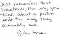 Love Quotes John Green  13 Desktop Wallpaper