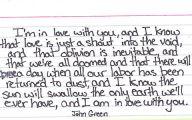 Love Quotes John Green  17 Cool Hd Wallpaper