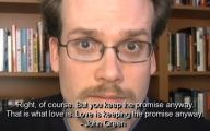 Love Quotes John Green  27 Desktop Background