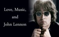 Love Quotes John Lennon  32 Background