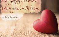 Love Quotes John Lennon  9 Widescreen Wallpaper
