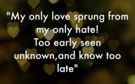 Romantic Love In Romeo And Juliet Quotes  29 Wide Wallpaper