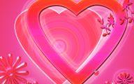 Valentines Heart  7 Wide Wallpaper