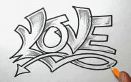 3D Love Drawings 9 Background