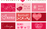 Free Valentine Printables 17 Widescreen Wallpaper