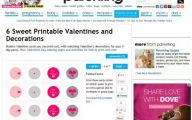 Free Valentine Printables 37 Wide Wallpaper