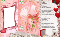 I Love You Cards Romantic 6 Background