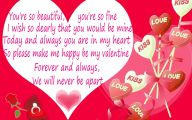 Valentine Messages 14 Background Wallpaper