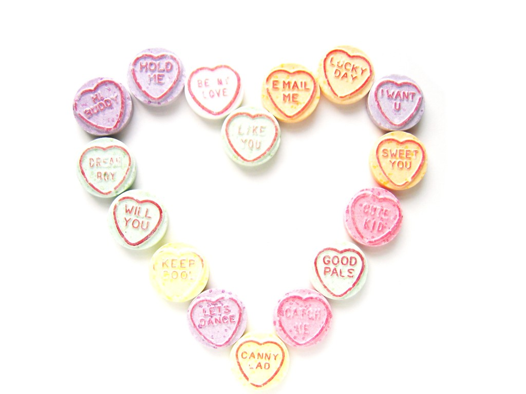 love hearts candy 10 high resolution wallpaper - hdlovewall