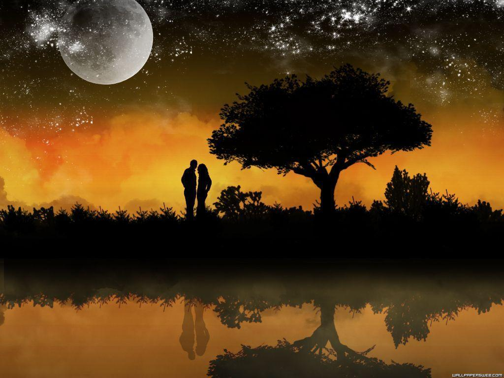 Romantic Love Songs 7 High Resolution Wallpaper
