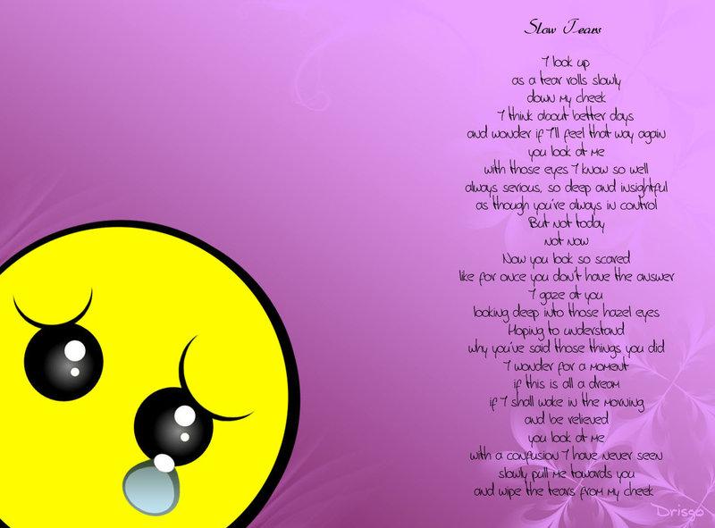 Sad Love Poems 25 Hd Wallpaper