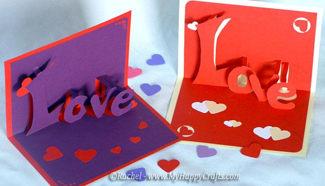3d love cards 32 free hd wallpaper - Carte de saint valentin ...