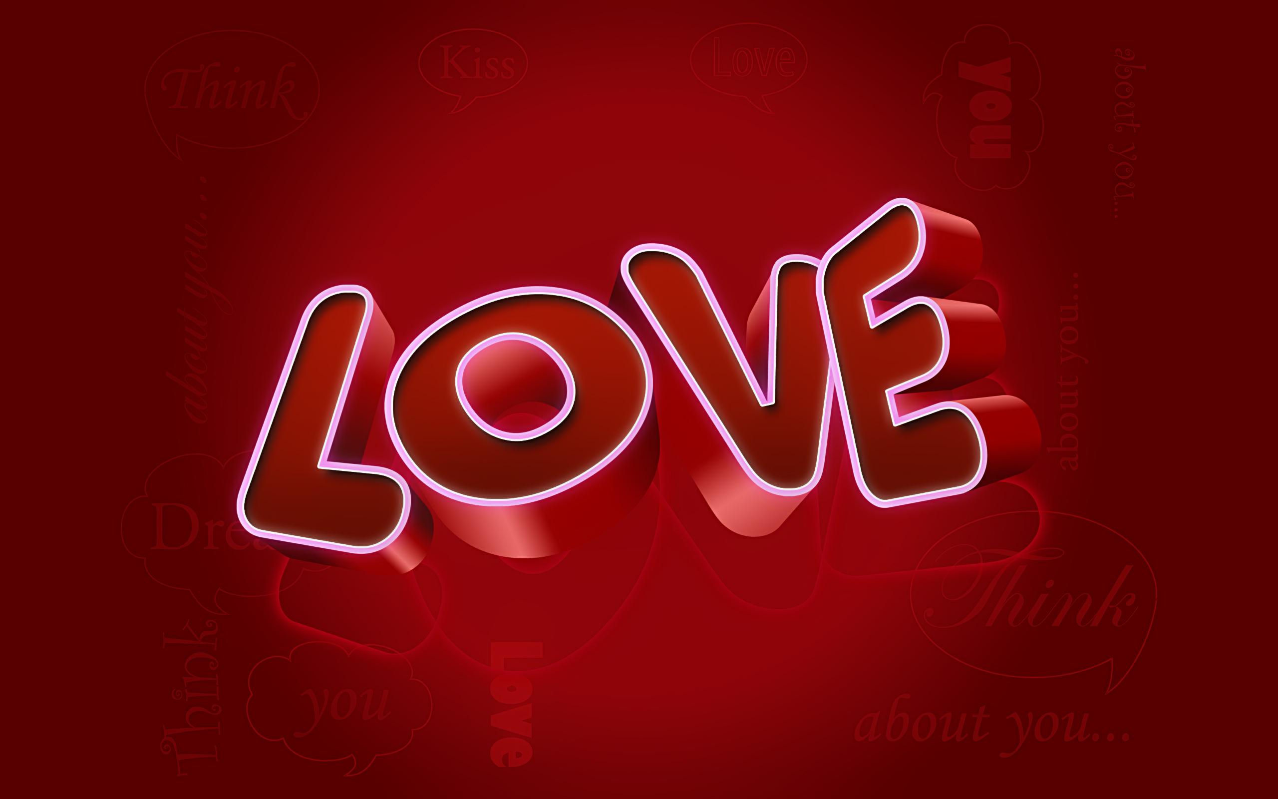 3D Love Images 2 Cool Hd Wallpaper