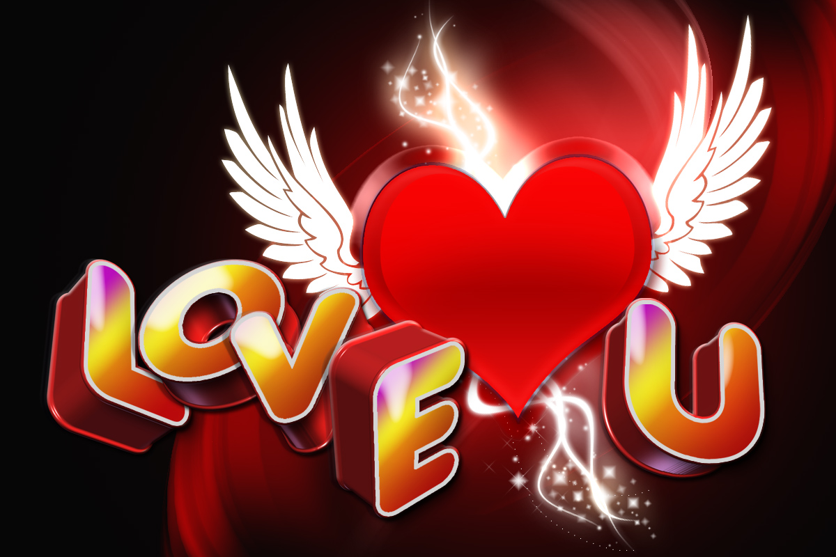 Wallpaper Love You 3d : 3D Love Images 6 Free Wallpaper - Hdlovewall.com