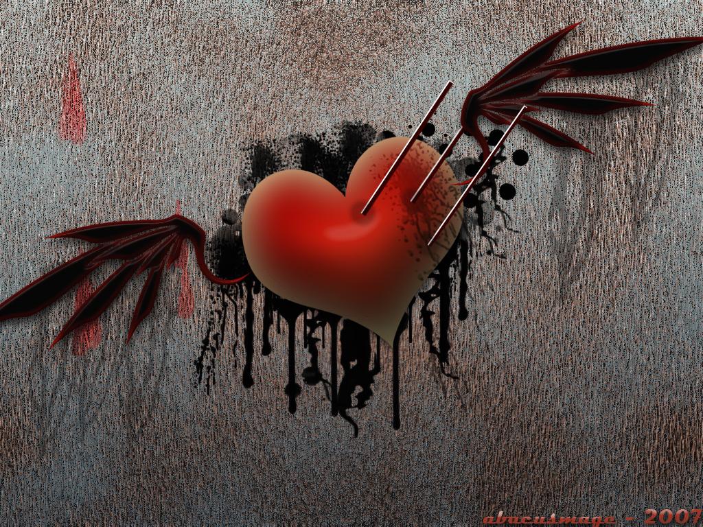 Broken Hearted Wallpaper 26 Desktop Background