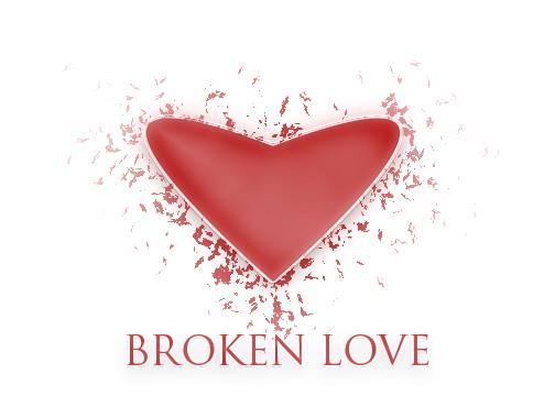 Broken Love  79 Background Wallpaper