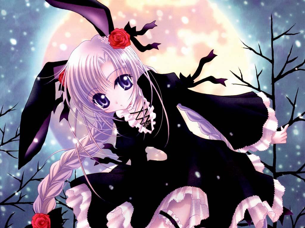 Cute Love Anime HD Wallpaper
