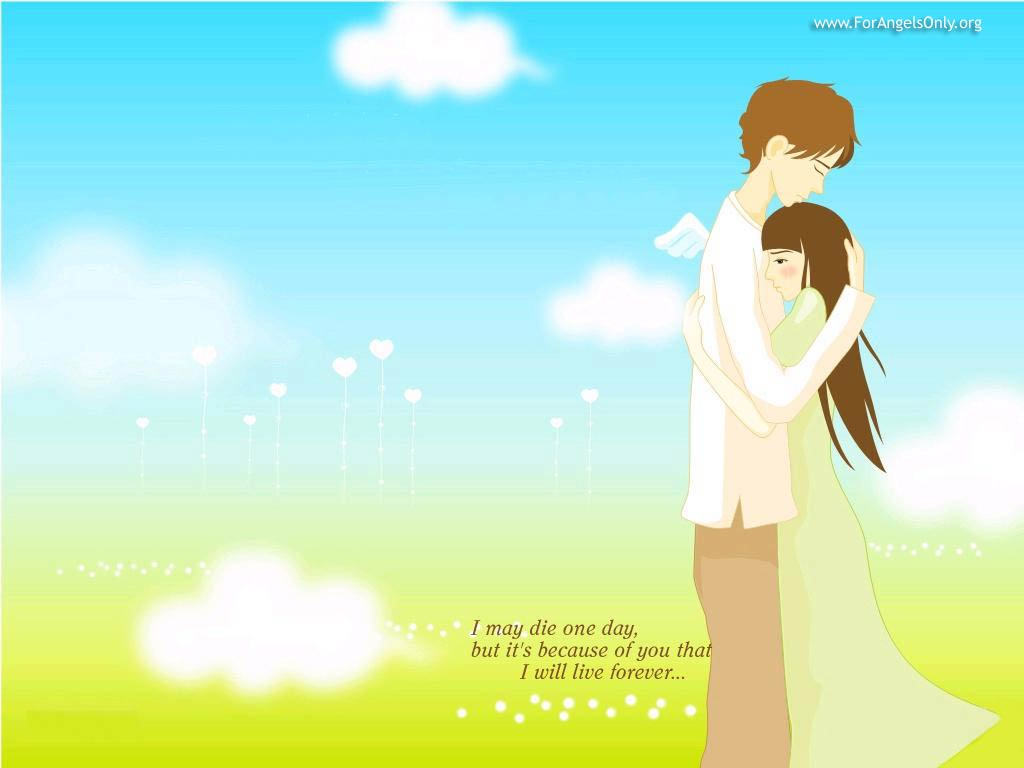cute Love Wallpaper With Thought : cute Love Wallpapers For Mobile 24 cool Hd Wallpaper - Hdlovewall.com