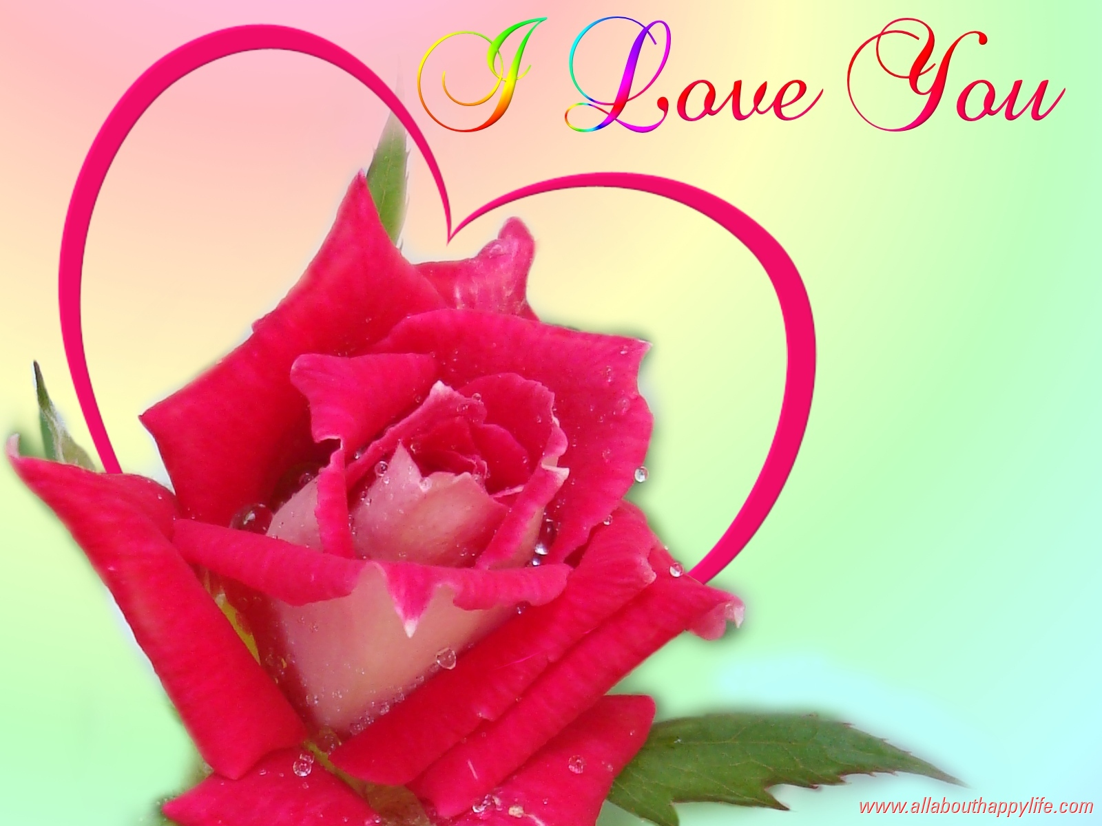 I love you wallpaper 19 background hdlovewall i love you wallpaper hd wallpaper cute love voltagebd Image collections