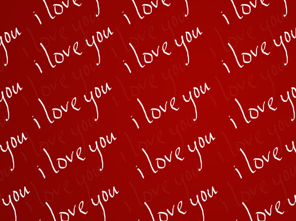 Wallpaper I Love You Photo : I Love You Wallpaper 38 Background - Hdlovewall.com