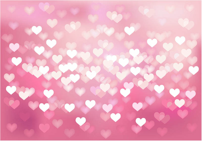 Pretty Love Hearts Heart Background Images Love