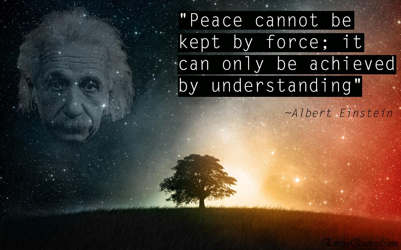 Love Quotes By Albert Einstein 13 Background Wallpaper - Hdlovewall.com