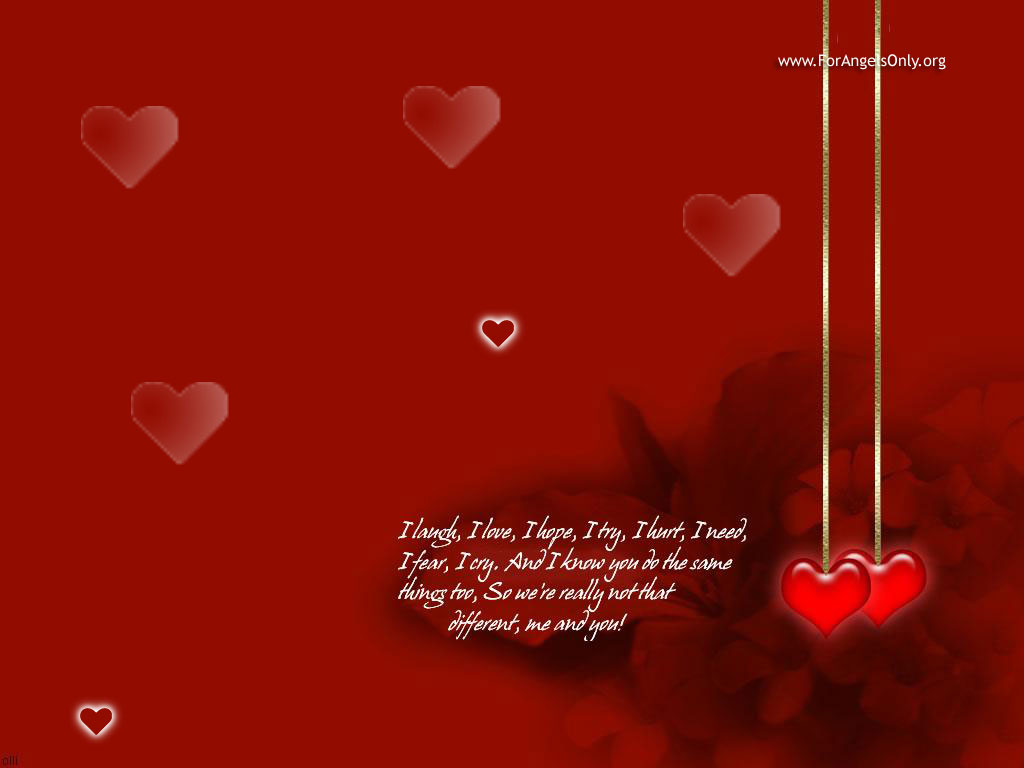 Love Wallpapers N Quotes : Love Quotes Wallpaper 24 Background Wallpaper - Hdlovewall.com