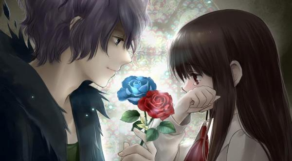 Anime Love Wallpapers: Romance Love Anime 3 Desktop Background