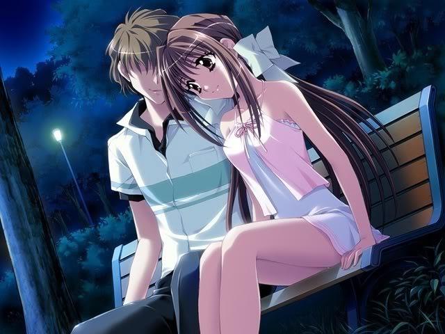 couples In Love Wallpaper Hot : Romance Love Anime 37 Wide Wallpaper - Hdlovewall.com