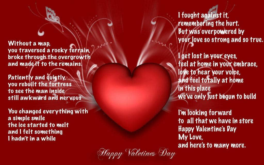 Doc Valentines Day Birthday Cards Wishing you all a lovely – Valentine Card Phrases