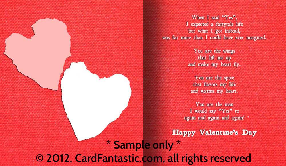 Romantic Cards For Him 3 High Resolution Wallpaper - Hdwall.com