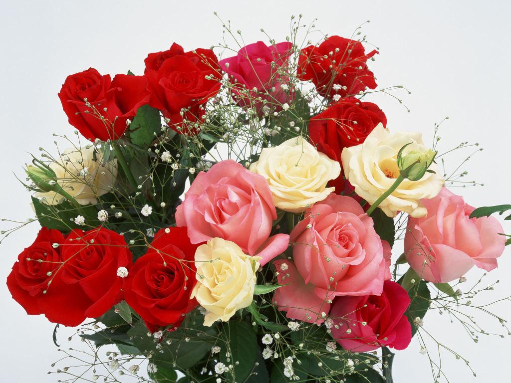 Цветы на открытках с юбилеем 33