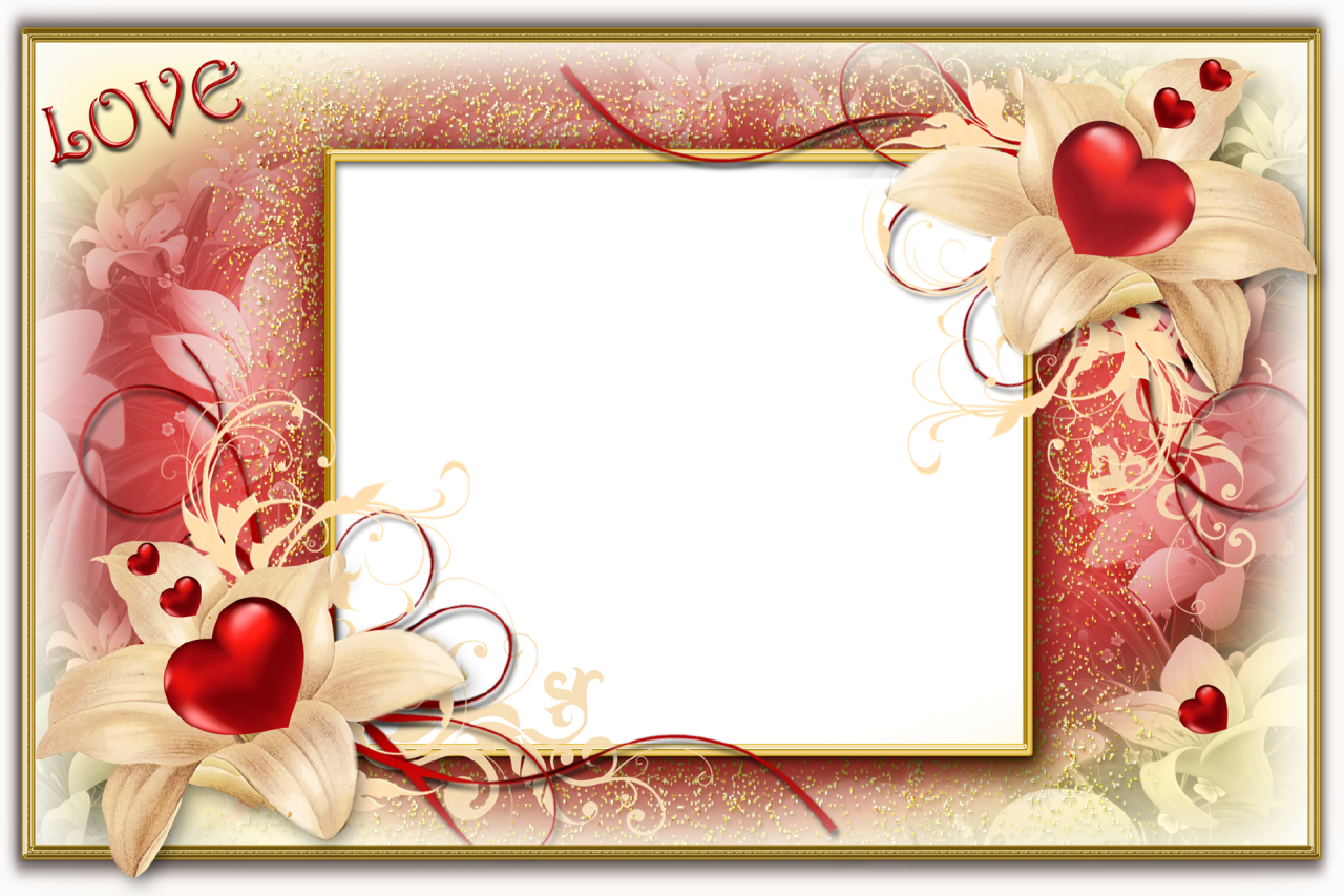 Love photo frames