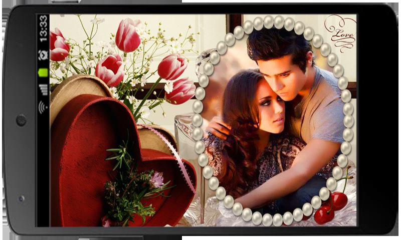 Romantic Love Frames 33 Widescreen Wallpaper - Hdlovewall.com