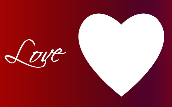 Romantic Love Frames 9 Background - Hdlovewall.com
